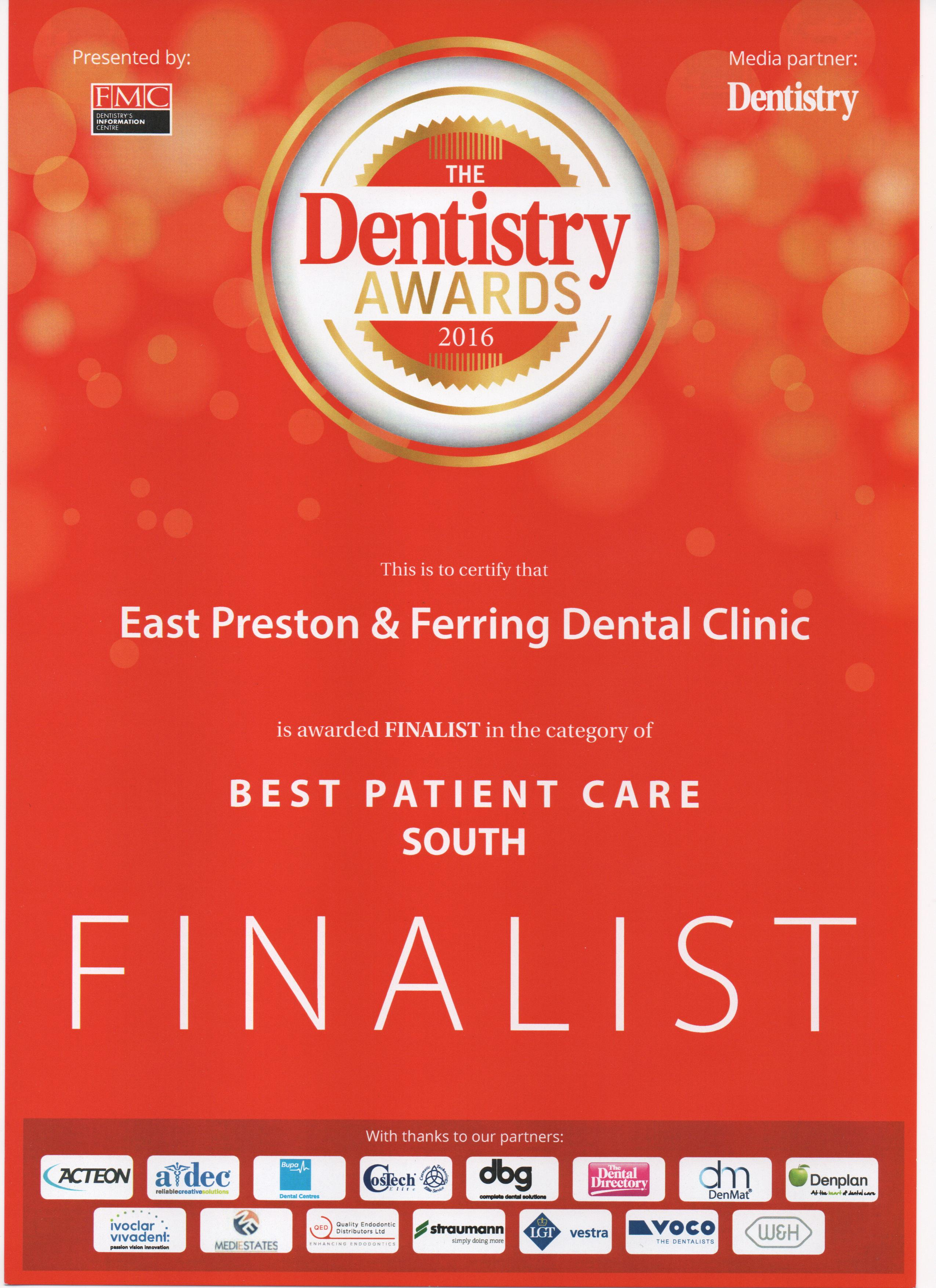 best patient care south